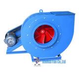Ventilatore centrifugo ad alta pressione per le applicazioni di maneggio del materiale alla rinfusa
