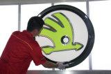 Marcação CE provou Round Scrim LED aceso a sinalização de logotipo automático