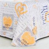 安い価格の良質は綿のキルトカバーセットを印刷した