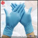 Guanti a gettare del vinile dell'esame medico di sicurezza dei guanti medici