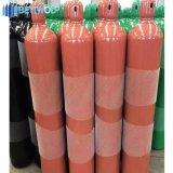 Encha 6M3/7M3/8pol3/103/9m m m3 de aço do gás do cilindro de gás com válvula