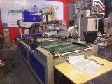 Máquina polivinílica de aislamiento lateral automática llena del bolso del mensajero de DHL TNT con la película Pocket