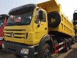 頑丈なトラックの北のベンツ6X4のダンプトラック