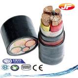 Медный PVC проводника изолировал кабель обшитый PVC бронированный