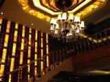 Материалы украшения потолка для гостиницы