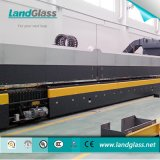 曲がる和らげるセクションが付いているLandglass車のガラス和らげる機械