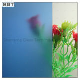 Furniture Glass를 위한 3mm-19mm Float Acid Etched 또는 Frosting Glass