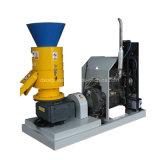Máquina de Pelotas/serradura de madeira Usina de Pelotização