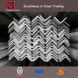 ASTM Igualdad estructural ángulo acero manga