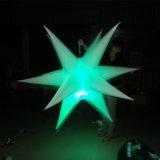 Aufblasbarer Reklameanzeige-Stern mit LED