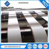 Bande en aluminium à revêtement de couleur pour l'obturateur (1100, 3003, 3105) et le plafond