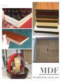 Veneer FacedまたはMelamine自然なFace Blockboard MDF Plywood削片板