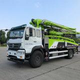 Zoomlion 37m de la pompe à béton camion/pompes montés sur camion pour la vente