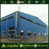 Estrutura de aço galvanizado galpão de armazenagem na Austrália
