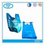 공장 가격 HDPE LDPE 쇼핑을%s 플라스틱 t-셔츠 부대