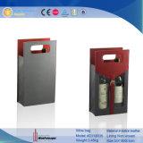 2014 새로운 직물 Foldable 두 배 포도주 부대 (2310R21)