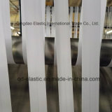 25mm elástico suave elástico de la banda de cantos de nylon spandex