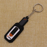 PromotionのためのSale Cheapest Custom Rubber Soft PVC Key Chainを離れて10%