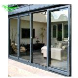 Faible coût les portes et fenêtres en aluminium avec matériel allemand