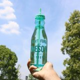 Дешевые Food Grade ПЭТ материала пластика питьевой бачок с соломы