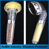 Einteilige Dreiwegedusche kombiniert mit 7 Niederschlag-Dusche-Kopf der Einstellungs-7-Inch und Hochdruckionenfilter Pefume Handdusche