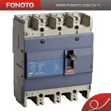 250A 4poles Higher Breaking Capacity Designed Moulded Case Circuit Breaker