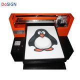 기계 A3 DTG 평상형 트레일러 인쇄 기계를 인쇄하는 대중적인 디지털 잉크 제트 t-셔츠 의복