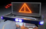 Senken 2018 Visor lâmpada LED de emergência do veículo
