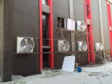 Extractor industrial con pilas del aire del buen precio