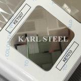 201 En acier inoxydable de haute qualité couleur Hlsheet Ket010