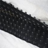 HDPE 플라스틱 배수장치 널, 최고 가격을%s 가진 보조개가 생긴 플라스틱 하수구 장