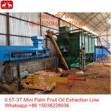 Nasser Typ - 1 - doppelte Palmen-Frucht-Ölpresse-Maschine/Gerät der Schrauben-5t/H