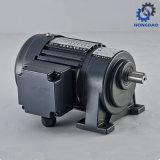 Gang-Pinsel Wechselstrom Motor_C der Welle-100W-750W horizontaler