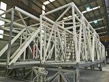 アフリカの空気橋として競争の良質の金属の建物