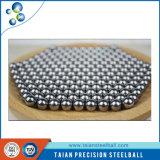 O metal ao redor do rolamento de esferas de aço inoxidável sólido