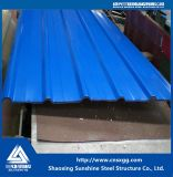 Strato d'acciaio galvanizzato del tetto del comitato ricoperto colore