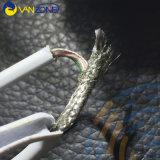 Le FIM tressé de remplissage de cuir de Pin Mfi du câble usb 8 de Tranfer de caractéristiques initiales de qualité câblent pour l'iPhone 5 5s 6 6s