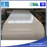 La venta caliente prepintó la hoja de acero galvanizada en bobina de Shandong