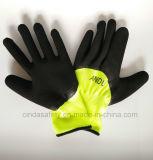 Латексные перчатки безопасности из пеноматериала