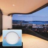 LED-Scheinwerfer/doppelte Farben-runde Instrumententafel-Leuchte