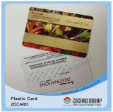 Carte VIP en plastique pour Restaurant/ Les cartes-cadeaux de qualité en plastique