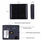 IP66 waterdichte GPS van Huisdieren Drijver met Zonne - Aangedreven Batterij V26