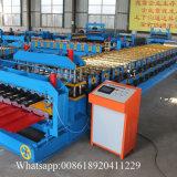 Máquinas del material para techos del metal de la capa doble para la venta