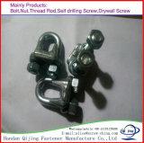 준비하는 DIN741 철강선 밧줄 부속품 기계설비 정지 부착 및 담합 부속 임명