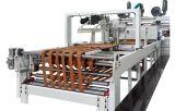 Corrugated печатание коробки коробки прорезая складывать клеящ машину для хорошего цены