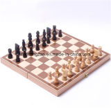 30*30cm를 가진 접히는 Wooden Craft High Quality Chess