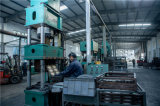 Soldar-Engranzamento do ruído de China almofada de freio resistente do caminhão do baixo
