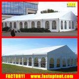 ナイジェリアの500人のための大きい結婚披露宴の玄関ひさしのテント