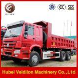 Sinotruk 6*4 HOWO 10の車輪20 25トン25t 25m3のダンプトラックのダンプカートラック