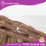 100% Remy Hair 10PCS / Set Clip-in Hair Extension Straight 18inch